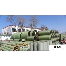 Tubo de FRP para isolamento térmico