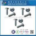 Maker inTaiwan Stainless Steel Carbon Steel Star Drive Machine Screw