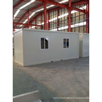 Chambre modulaire préfabriquée de récipient avec la certification de Ce