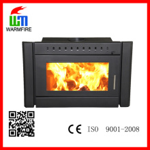 Hot Selling Classic CE Insert BI2500, Metal Wood Burning Fireplace