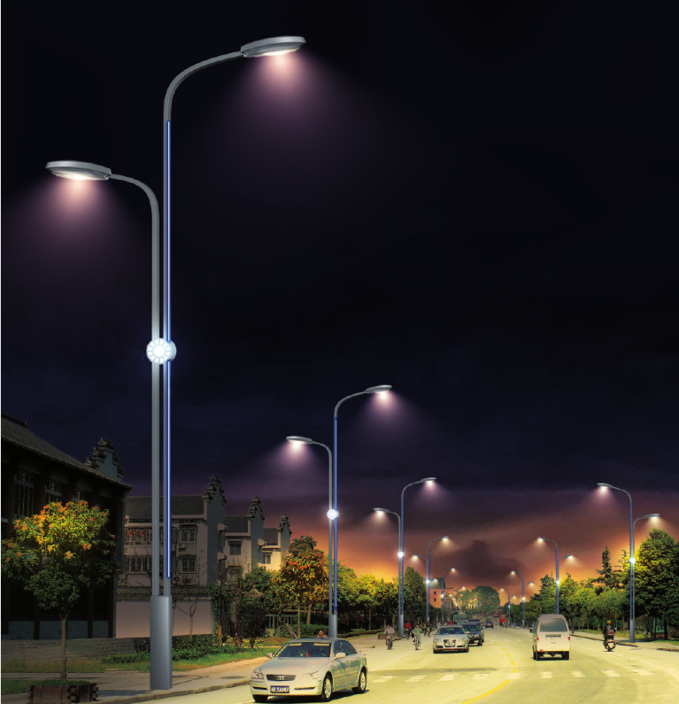 Characteristic High Pressure Sodium Lamp