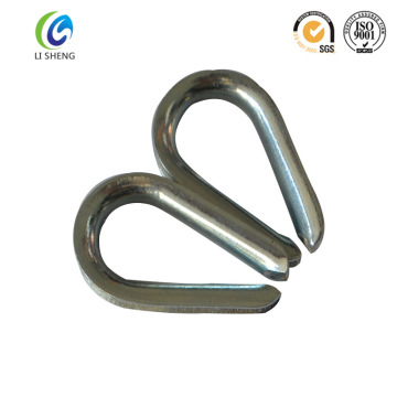 DIN 6899b Heavy Duty Wire Rope Thimble