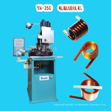 Upper Control System Winding Machine with 10 Inch LCD Touch Screen