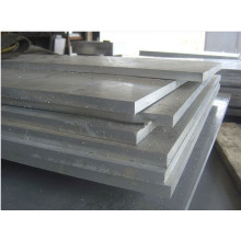 Aluminum sheet for building ship