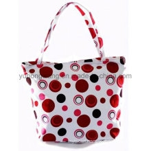 Fashion Canvas Tote Bag, Cotton Printed Shopping Bag