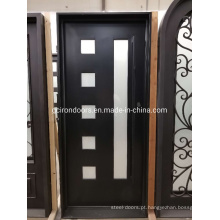 Porta Exterior Design Personalizado para Villa