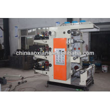 YT-2600 Two Colors Plastic film roll to roll speedmaster heidelberg offset printing machine