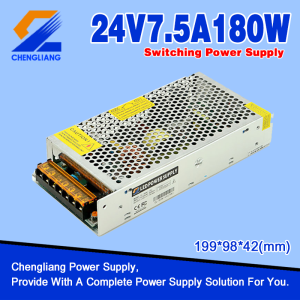 DC 24V 7.5A 180W LED Power Supply