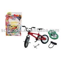 920080177 brinquedo promocional quente, mini bicicleta, dedo bicicleta com bloqueio
