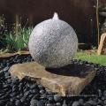wholesale natural stone garden decoration granite ball