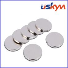 Discos magnéticos de China N38 NdFeB (D-010)