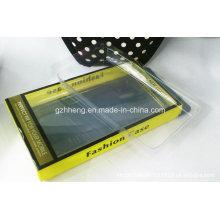 Caixa do empacotamento plástico do caso do telemóvel da forma (hh011)