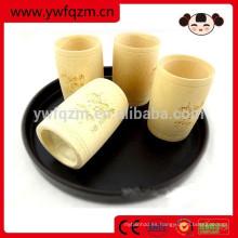 2015 La mejor venta de lujo taza de café de bambú