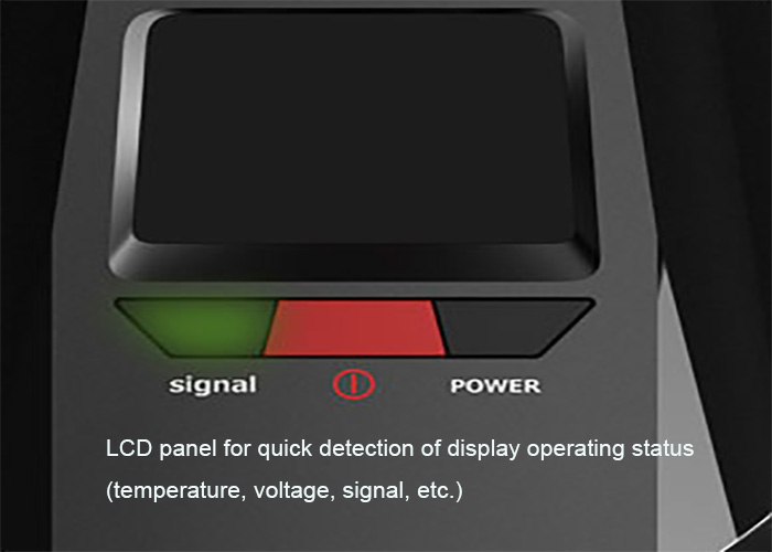 Energy-saving LED display