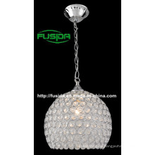 Kristall-Lampe großer Durchmesser Kristall-Kronleuchter Pendelleuchte (D-9466)