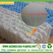 Tela no tejida anti-tirón del polipropileno Spunbond para el colchón