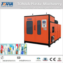 HDPE Bottle Plastic Blowing Machine