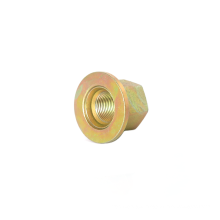 China Hot Selling Good Quality Washer Press Riveted Hexagon Flange Nut