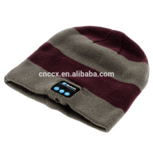 PK16C8008 cashmere fashion toque with wireless speaker