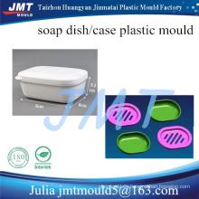 herramientas de molde de plástico de jabón plato