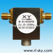 Aisladores pasivos RF de 6-18 GHz con modelo BI600PB_6-18G