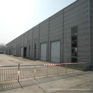 Oficina pré-fabricada de estrutura de aço com certificação Ce