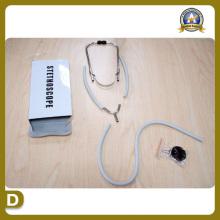 Suprimentos médicos de estetoscópio para diagnóstico médico