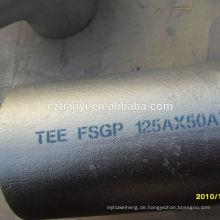 China Hersteller Großhandel galvanisierte Rohrverschraubung