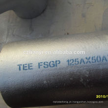 China fabricante atacado de montagem de tubulação galvanizada