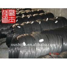 Alambre de acero al clavo y alambre de acero para la fabricación del clavo y el rodillo del alambre del clavo