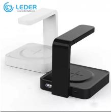 Esterilizador UV de mesa con cargador LEDER