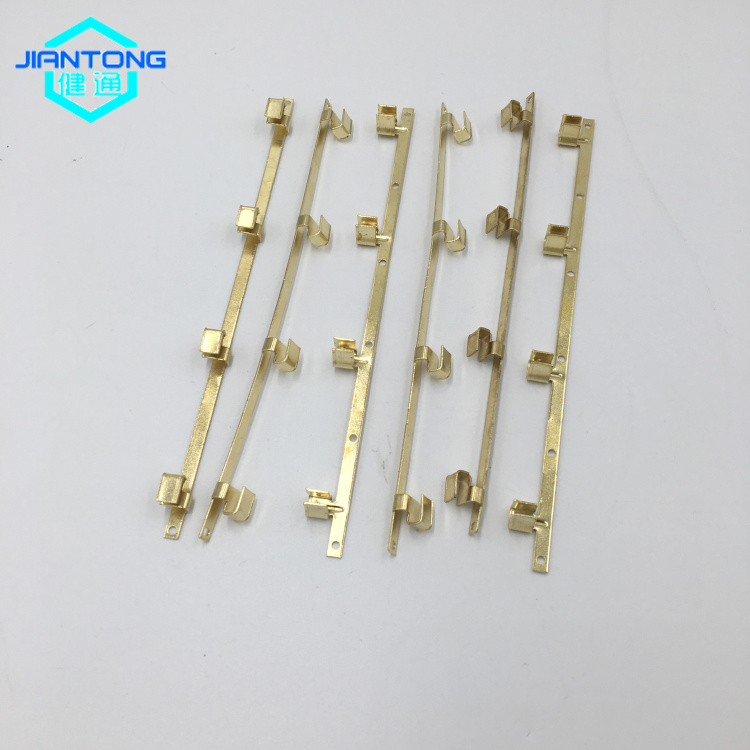 Electron Parts Copper Contacts