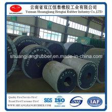 Ep200 Ordinary Rubber Conveyor Belt Polyester Belt