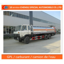 Camion De Reservoir De Carburant 6*4