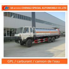 Camion De Reservoir De Carburant 6 * 4