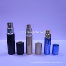 5ml 8ml 10ml aluminium perfume atomizer