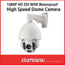 1080P HD Sdi 20X PTZ IR High Speed Dome Camera