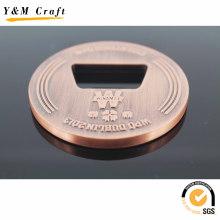 2016 Guangzhou Factory Brass Medalha De Esporte
