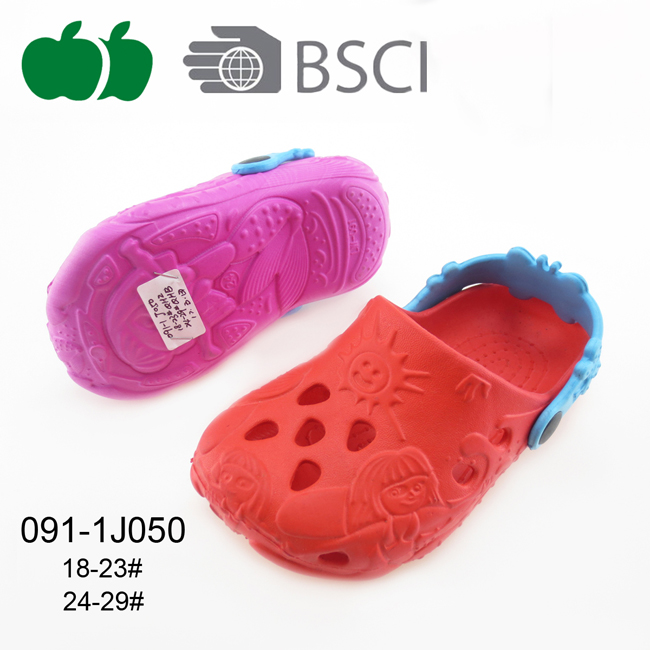 Hot Selling Fashion Kids Clogs