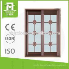 Fábrica de buena calidad puertas y ventanas a prueba de balas