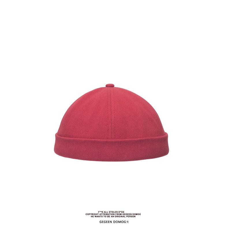 Autumnwinter yuppie hat hooligan beanie hat (7)