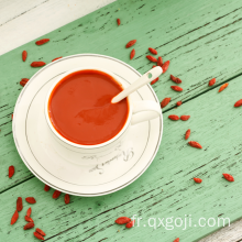 Concentré de jus de Goji certifié Puree Innovatived