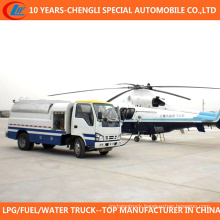 4X2 China 3cbm 4cbm 5cbm Aircraft Refueling Truck for Sale