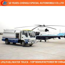 Caminhão de reabastecimento dos aviões de 4X2 China 3cbm 4cbm 5cbm para a venda