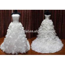 Рябить Органзы Скрит Приятно Вышивать На Лифе Новых Акций Свадебное Платье Gown2012