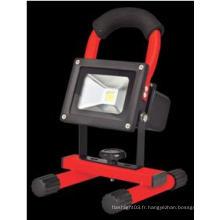 Lampe de travail à LED rechargeable 10W
