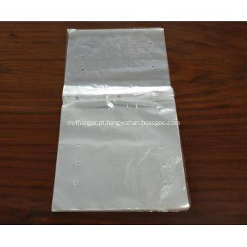 Saco de sela de comida de supermercado fino plástico