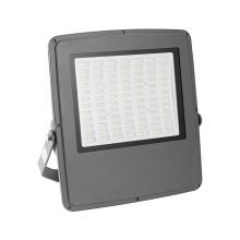 Luz de inundación llevada al aire libre de un panel de la célula solar