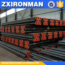 DIN 2448 /DIN 1629 ST35.8 carbone tube sans soudure en acier