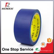 Free Sampes Waterproof Blue Packing tape, Plastic Binding Tape